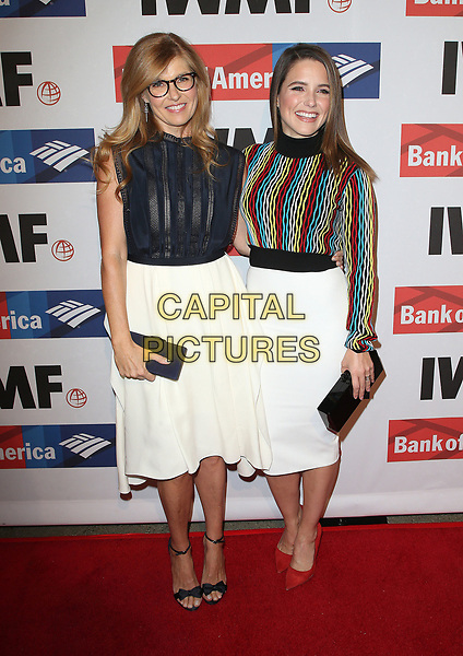 25 October 2017 - Hollywood, California - Connie Britton, Sophia Bush. International Women's Media Foundation 2017 Courage in Journalism Awards. <br /> CAP/ADM/FS<br /> &copy;FS/ADM/Capital Pictures