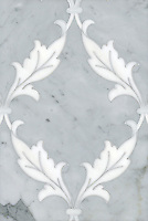 Name: Tamara<br /> Style: Classic<br /> Product Number: CB0923<br /> Description: Tamara in Thassos, Carrara (h)