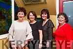 Celebrating Womens Little Christmas in the Brogue Inn on Saturday night last,  Kay Mahoney, Katy Hogan, Doireann Pierse and Eileen Lyons.