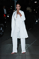 April. 06, 2019 Mya attend Wedding Reception of Marc Jacobs and Char Defrancesco at the Grill & Pool in New York April 06, 2019 <br /> CAP/MPI/RW<br /> ©RW/MPI/Capital Pictures