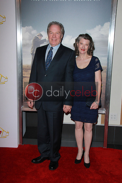Michael McKean, Annette O'Toole<br />