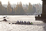Rowing, Head of the Lake Regatta, November 2 2014, Seattle, Washington State, Lake Washington Rowing Club, Annual Regatta, Lake Washington Ship Canal,