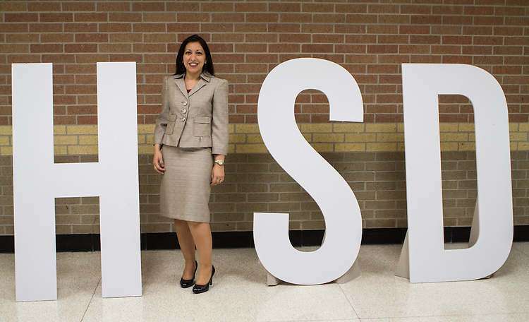 Jessica Tejada, Gallegos Elementary School