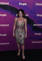 NEW YORK, NEW YORK - MAY 13: Leslie Kritzer attends the People & Entertainment Weekly 2019 Upfronts at Union Park on May 13, 2019 in New York City. <br /> CAP/MPI/IS/JS<br /> ©JS/IS/MPI/Capital Pictures