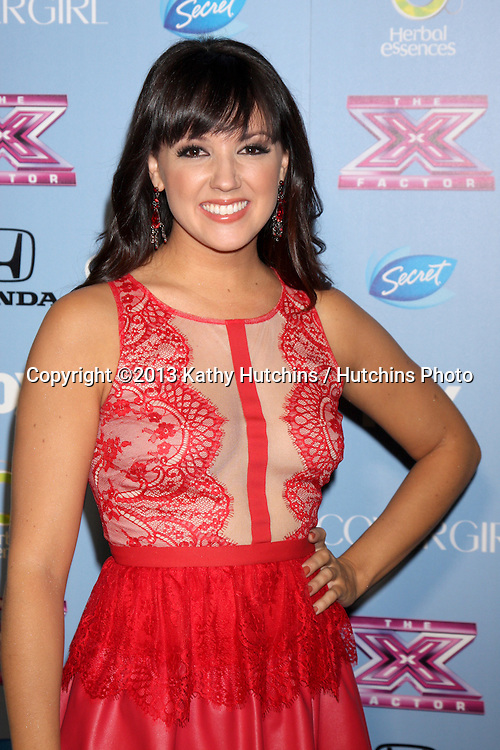 """LOS ANGELES - NOV 4:  Rachel Potter at the 2013 """"X Factor"""" Top 12 Party  at SLS Hotel on November 4, 2013 in Beverly Hills, CA"""