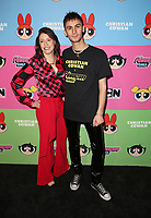 8 March 2019 - Los Angeles, California - Christina Miller, Designer Christian Cowan. Christian Cowan x The Powerpuff Girls Runway Show at City Market Social House. <br /> CAP/ADM/FS<br /> &copy;FS/ADM/Capital Pictures