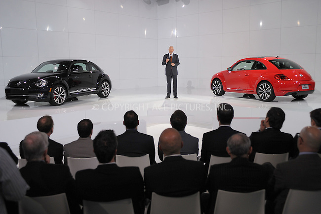 WWW.ACEPIXS.COM . . . . . .April 18, 2011...New York City...Jonathan Browning, President and CEO of Volkswagon Group of America, attends the U.S. reveal of the 21st Century Volkswagen Beetle at Warehouse at Pier 36 on April 18, 2011 in New York City....Please byline: KRISTIN CALLAHAN - ACEPIXS.COM.. . . . . . ..Ace Pictures, Inc: ..tel: (212) 243 8787 or (646) 769 0430..e-mail: info@acepixs.com..web: http://www.acepixs.com .