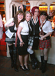 Melissa Woods, Sarah Mohan, Emma-Jane Hughes and Laura Hughes at the St Trinian's Fancy Dress Night in Shooters...Photo NEWSFILE/Jenny Matthews.(Photo credit should read Jenny Matthews/NEWSFILE)....This Picture has been sent you under the condtions enclosed by:.Newsfile Ltd..The Studio,.Millmount Abbey,.Drogheda,.Co Meath..Ireland..Tel: +353(0)41-9871240.Fax: +353(0)41-9871260.GSM: +353(0)86-2500958.email: pictures@newsfile.ie.www.newsfile.ie.FTP: 193.120.102.198.