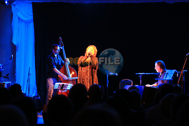 Mary Black performing at the City North Hotel<br /> Picture:  Fran Caffrey / www.newsfile.ie