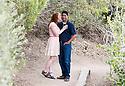 Alia & Leonard Engagement 4/14/13