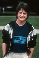 Michael J. Fox 1978<br /> Photo By John Barrett/PHOTOlink.net / MediaPunch