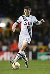 Tottenham's Tom Carroll in action<br /> <br /> UEFA Europa League - Tottenham Hotspur v Monaco - White Hart Lane - England -10th December 2015 - Picture David Klein/Sportimage