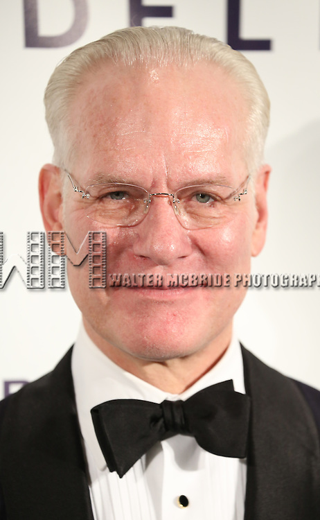 Tim Gunn attends the Drama League's 30th Annual 'Musical Celebration of Broadway' honoring Neil Patrick Harris at the Pierre Hotel on February 3, 2014 in New York City.