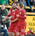 24/08/2010   Copyright  Pic : James Stewart.sct_jsp005_alloa_v_aberdeen  .:: PAUL HARTLEY CELEBRATES SCORING THE FIRST :: .James Stewart Photography 19 Carronlea Drive, Falkirk. FK2 8DN      Vat Reg No. 607 6932 25.Telephone      : +44 (0)1324 570291 .Mobile              : +44 (0)7721 416997.E-mail  :  jim@jspa.co.uk.If you require further information then contact Jim Stewart on any of the numbers above.........