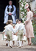 20.05.2017; Englefield, UK: KATE MIDDLETON<br /> attends the wedding of her sister Pippa Middleton to James Mathews at St Mark&rsquo;s Church, Englefield.<br /> Princess Charlotte and Prince George were flower girl and page boy respectively for their aunt.<br /> Mandatory Photo Credit: &copy;Steph Dias/NEWSPIX INTERNATIONAL<br /> <br /> IMMEDIATE CONFIRMATION OF USAGE REQUIRED:<br /> Newspix International, 31 Chinnery Hill, Bishop's Stortford, ENGLAND CM23 3PS<br /> Tel:+441279 324672  ; Fax: +441279656877<br /> Mobile:  07775681153<br /> e-mail: info@newspixinternational.co.uk<br /> Usage Implies Acceptance of OUr Terms &amp; Conditions<br /> Please refer to usage terms. All Fees Payable To Newspix International