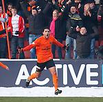 090110 Partick Th v Dundee utd