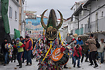 Jarramplas festival, Piornal, Cáceres 2015