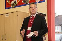 Richard Charman, Director of Kier Connstruction (East Midlands)