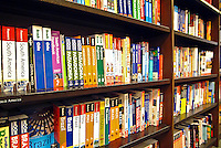 American Bookstore, Magazine, Book, Display,  rack