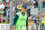 Dr Michael Finery.  Kerry v Cork in the Munster Senior Football Final at Fitzgerald Stadium on Sunday.