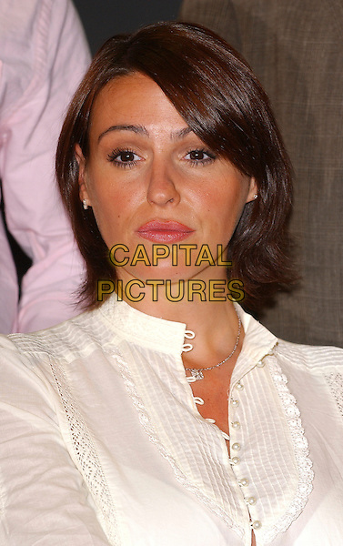 "SURANNE JONES.""A Few Good Men"" Photocall at The Theatre Royal, Haymarket, London, SW1..July 27th, 2005.headshot portrait.www.capitalpictures.com.sales@capitalpictures.com.© Capital Pictures."