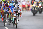 Masaki Fujita (JPN), <br /> SEPTEMBER 16, 2016 - Cycling - Road : <br /> Men's Road Race C1-2-3 <br /> at Pontal <br /> during the Rio 2016 Paralympic Games in Rio de Janeiro, Brazil.<br /> (Photo by AFLO SPORT)