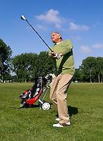 Golfen voor een goed doel in Den Haag. Re/Max Open