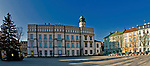 Plac Wolnica na krakowskim Kazimierzu.<br /> Plac Wolnica in Krakow's Kazimierz district.