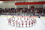 2012-13 NCAA Women's Hockey: Minnesota Duluth at Wisconsin