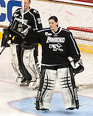 Sarah Bryant (PC - 27) - The Boston College Eagles defeated the visiting Providence College Friars 7-1 on Friday, February 19, 2016, at Kelley Rink in Conte Forum in Boston, Massachusetts.