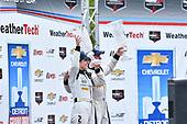 IMSA WeatherTech SportsCar Championship<br /> Chevrolet Sports Car Classic<br /> Detroit Belle Isle Grand Prix, Detroit, MI USA<br /> Saturday 3 June 2017<br /> 93, Acura, Acura NSX, GTD, Andy Lally, Katherine Legge<br /> World Copyright: Richard Dole<br /> LAT Images<br /> ref: Digital Image RD_DTW_17_0395