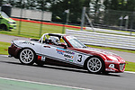 Robert Adams/Martyn Adams - Minton Racing Mazda MX5