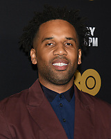 "08 May 2019 - Los Angeles, California - Maverick Carter. ""What's My Name: Muhammad Ali"" HBO Premiere held at Regal Cinemas LA LIVE 14. Photo Credit: Billy Bennight/AdMedia"
