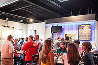 Copyright Justin Cook | July 24, 2013<br /> <br /> Crank Arm Brewery in Raleigh, N.C.