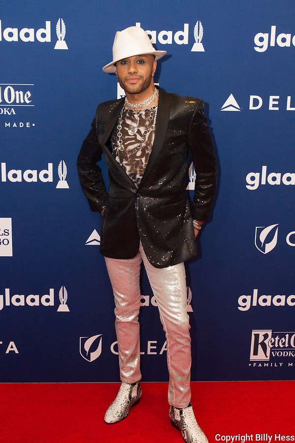 2018 GLAAD Awards Mid town Hilton NY