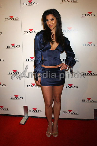 Feb. 8, 2004; Hollywood, CA, USA; Singer ROSELYN SANCHEZ during the BMG 46th Annual Grammy Awards Post-Grammy Gala Celebration held at The Avalon. Mandatory Credit: Photo by Laura Farr/AdMedia. (©) Copyright 2003 by Laura Farr