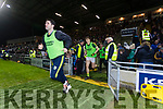 Bryan Sheehan Kerry in action against  Dublin in the National League in Austin Stack park on Saturday night.