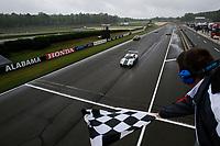 Porsche GT3 Cup Challenge USA<br /> Grand Prix of Alabama<br /> Barber Motorsports Park, Birmingham, AL USA<br /> Sunday 23 April 2017<br /> 24, Jake Eidson, GT3P, USA, 2017 Porsche 991<br /> World Copyright: Jake Galstad<br /> LAT Images<br /> ref: Digital Image galstad-BARBER-0417-40634