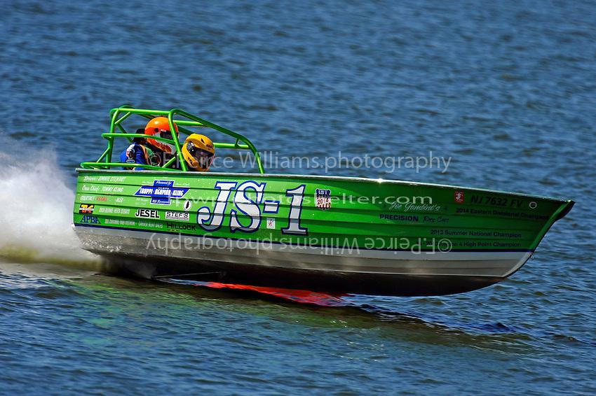 "JS-1 ""Zakaru""    (Jersey Speed Skiff(s)"