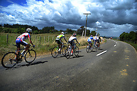 120225 NZCT Women's Cycle Tour of New Zealand
