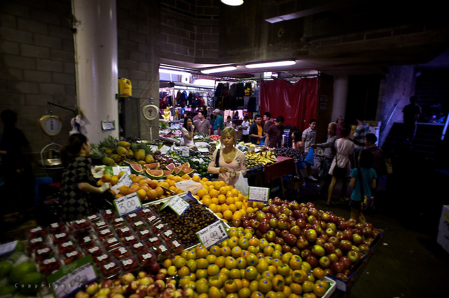 "Sydney Chinatown ""Market City"", Haymarket Paddy's  Fruit Markets, a cheap Paradiso."