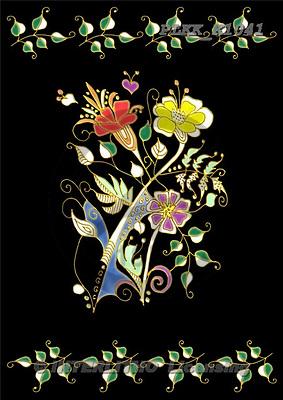 Kris, FLOWERS, paintings, PLKKK1041,#F# Blumen, flores, illustrations, pinturas ,everyday