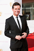 London, UK. 8 May 2016. Stephen Mulhern. Red carpet  celebrity arrivals for the House Of Fraser British Academy Television Awards at the Royal Festival Hall.