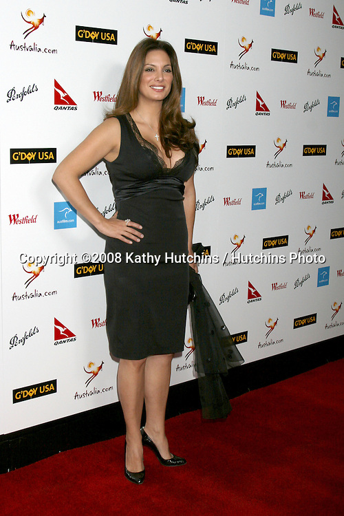 Alex Meneses.G'Day USA .Australia.com Black Tie Gala.Grand Ballroom, Hollywood & Highland.Los Angeles, CA.January 19, 2008.©2008 Kathy Hutchins / Hutchins Photo...            .