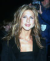 Jennifer Aniston<br /> 1993<br /> Photo By Michael Ferguson/CelebrityArchaeology.com