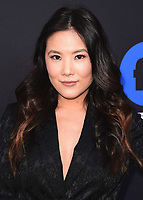 HOLLYWOOD, CA - JANUARY 18:  Ally Maki at the Freeform Summit at NeueHouse on January 18, 2018 in Hollywood, California. (Photo by Scott Kirkland/PictureGroup)