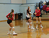 Coquille-Grants Pass Volleyball