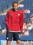 23 May 2006: Jimmy Conrad (USA). The United States Men's National Team lost 1-0 to their counterparts from Morocco at the Nashville Coliseum in Nashville, Tennessee in a men's international friendly soccer game.