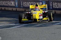 BALTIMORE - AUGUST 31: Practice for the USF2000 Series  Baltimore Grand Prix at the Baltimore Temporary Street Course on August 31 , 2012 in Baltimore, Maryland. 08/31/12. (Ryan Lasek/Eclipse Sportswire)