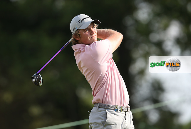Eddie Pepperell (ENG) during Round Three of the 2015 Alstom Open de France, played at Le Golf National, Saint-Quentin-En-Yvelines, Paris, France. /04/07/2015/. Picture: Golffile | David Lloyd<br /> <br /> All photos usage must carry mandatory copyright credit (&copy; Golffile | David Lloyd)